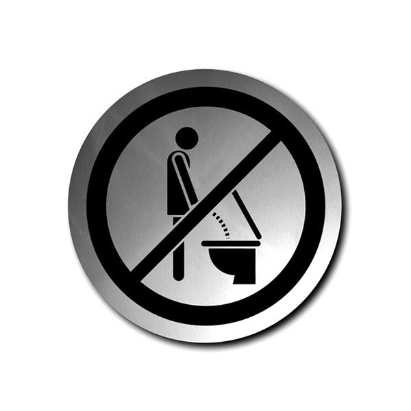 Szyld na toaletę BLOMUS Signo 68146