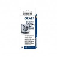 Tabletki myjące GRAEF, opak. 10 szt.