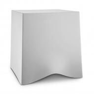 Taboret 42,8x40,6x41,6 cm Koziol BRIQ jasny szary KZ-5788663