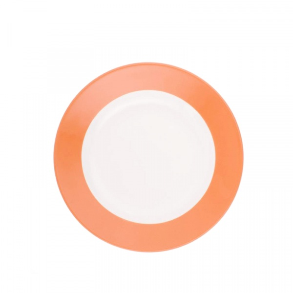 Talerz 23 cm Kahla Pronto Colore pomarańczowy KH-576400A72556C