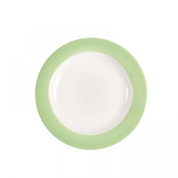 Talerz 23 cm Kahla Pronto Colore zielony KH-576400A72131C