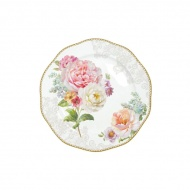 Talerz deserowy 20cm Nuova R2S Romantic Lace