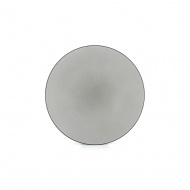 Talerz peper white sr. 24 cm EQUINOXE