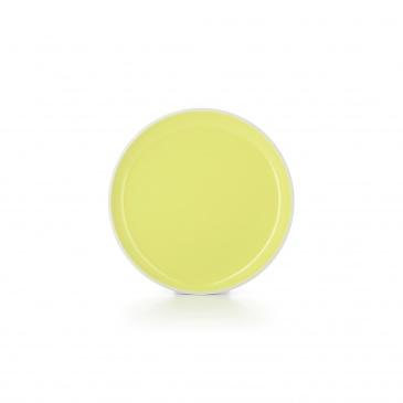 Talerz płaski 20 cm Citrus yellow - Color Lab