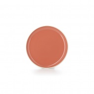 Talerz płaski 25 cm Capucine orange - Color Lab