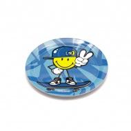 Talerzyk dla chłopczyka 20 cm Smiley Kid Zak! Designs