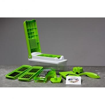 Tarka szatkownica Nicer Dicer Plus zielona