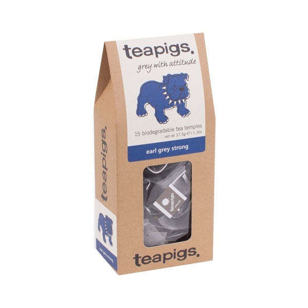 teapigs Earl Grey Strong 15 piramidek CD-26