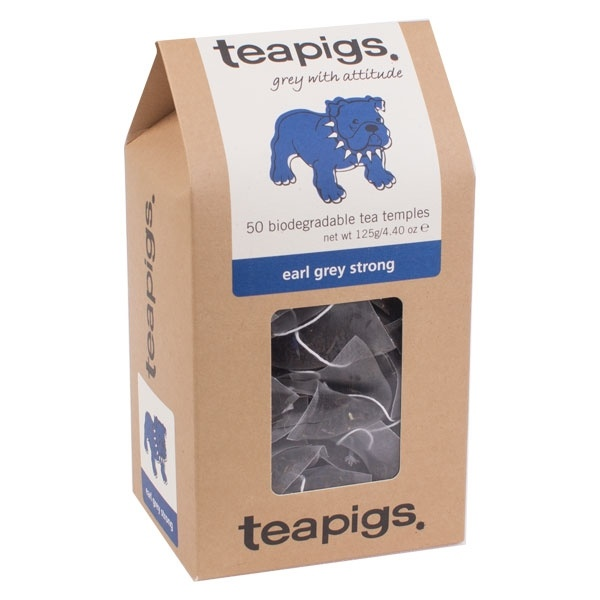 teapigs Earl Grey Strong 50 piramidek CD-4026