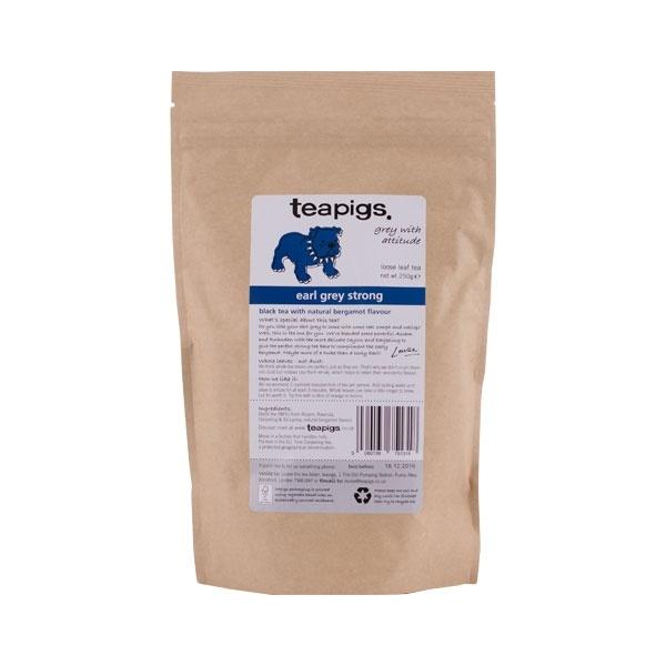 teapigs Earl Grey Strong - herbata sypana 250g CD-1226