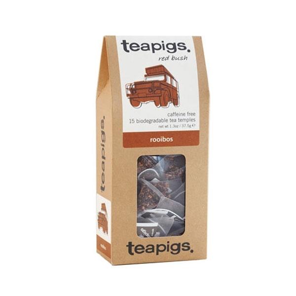teapigs Organic Rooibos 15 piramidek CD-12