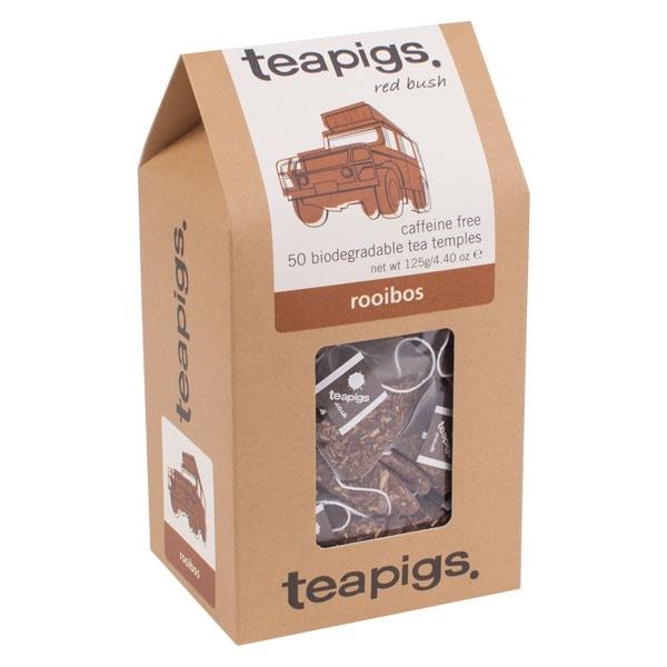 teapigs Organic Rooibos 50 piramidek CD-4012