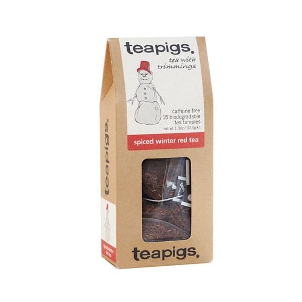 teapigs Spiced Winter 15 piramidek CD-19
