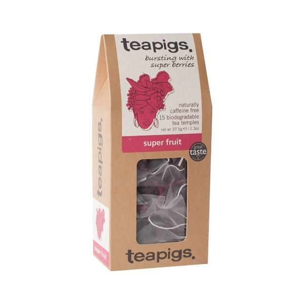 teapigs Super Fruit 15 piramidek CD-16