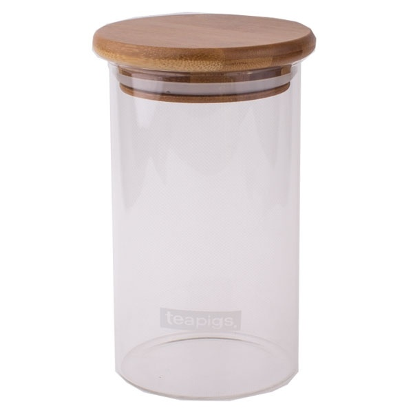 teapigs - szklany pojemnik na herbatę CD-5038