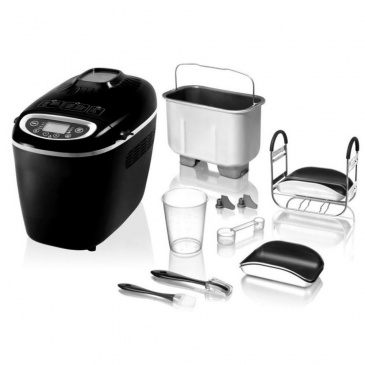 Tefal Wypiekacz do chleba 1600W Bread of the World recipe book