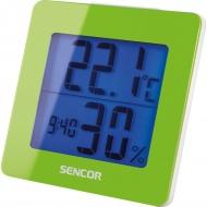 Termometr z budzikiem Sencor SWS 1500 GN