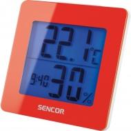 Termometr z budzikiem Sencor SWS 1500 RD