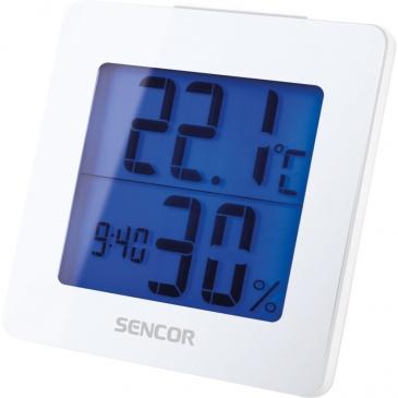 Termometr z budzikiem Sencor SWS 1500 W