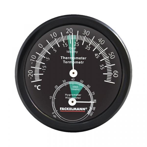 Termometr z higrometrem Fackelmann FC-16354