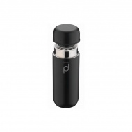 Termos 200 ml Pioneer Mini-Cap czarny