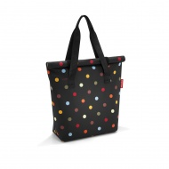 Torba fresh lunchbag iso L Reisenthel dots