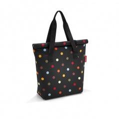 Torba fresh lunchbag iso L Reisenthel dots