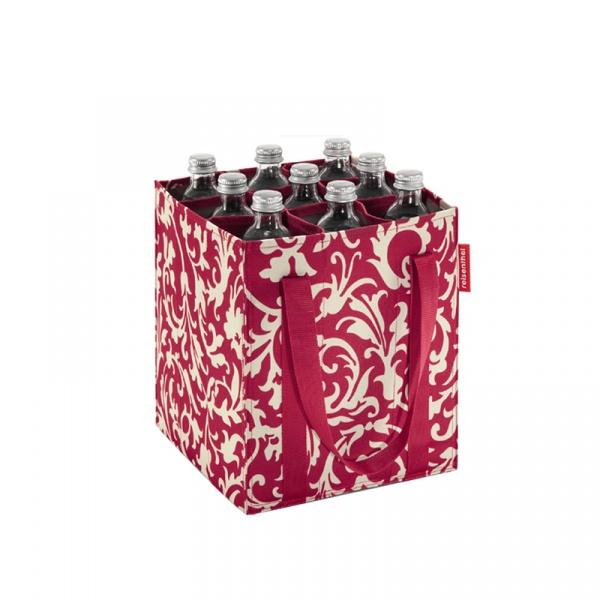 Torba na butelki Reisenthel Bottlebag baroque ruby ZJ3033