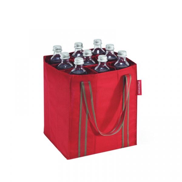 Torba na butelki Reisenthel Bottlebag red ZJ3004