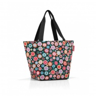 Torba shopper M happy flower
