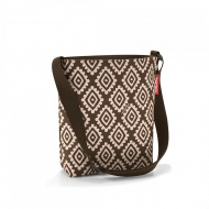 Torba shoulderbag S diamonds mocha
