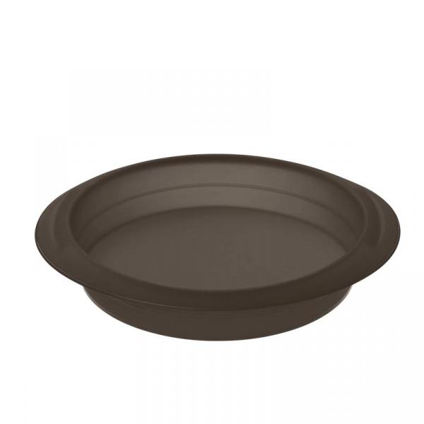 Tortownica 26 cm Lurch Flexi-Form brązowa LU-00085001