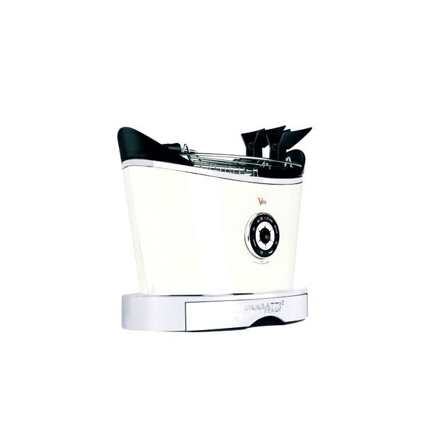 Toster Casa Bugatti Volo biały 13-VOLOC1