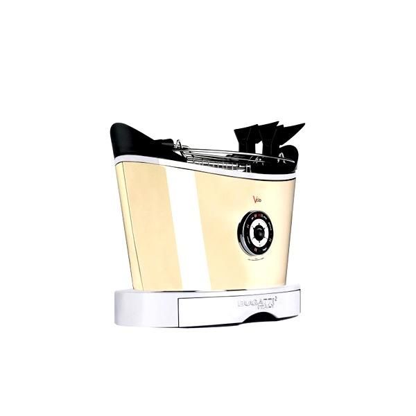 Toster Casa Bugatti Volo  kremowy 13-VOLOC