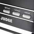 Toster podwójny 800 W Judge czarny mat JU-JEA40