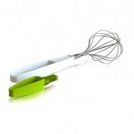 Trzepaczka z pędzelkiem Tomorrows Kitchen Plus Tools