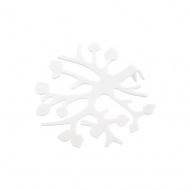 Uchwyt do kwiatków Bloomi biały 2829011