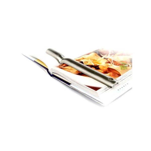 Uchwyt do trzymania stron książki kucharskiej Sagaform Edge Project SF-5007108