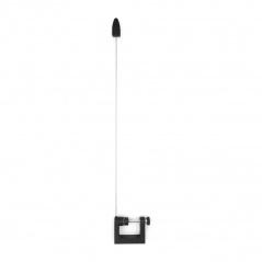 Uchwyt kabla od żelazka 65x10x2cm Brabantia czarny
