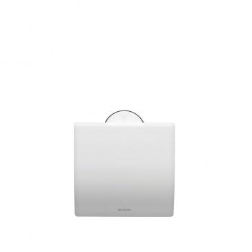 Uchwyt na papier toaletowy biały - Brabantia