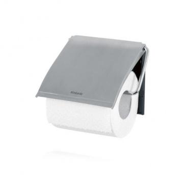 Uchwyt na papier toaletowy stal matowa - Brabantia