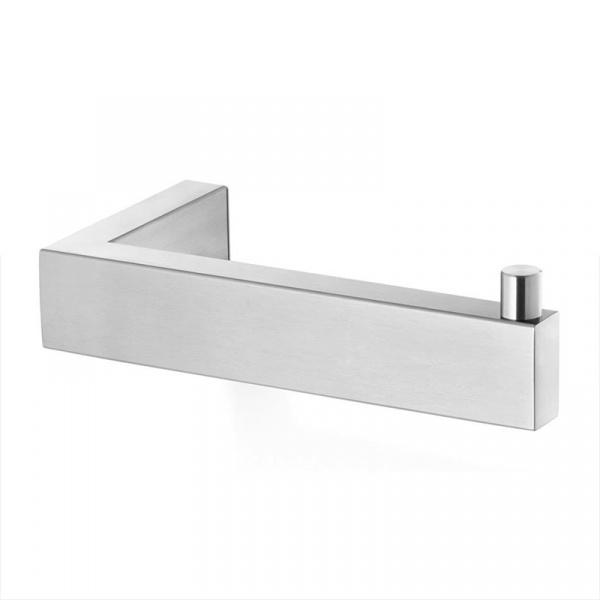 Uchwyt na papier toaletowy Zack Linea matowy ZACK-40374