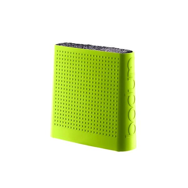 Uniwersalny blok na noże Bodum Bistro zielony BD-11089-565