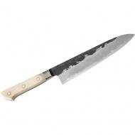 VG-10 Micarta white, Nóż szefa kuchni 21cm
