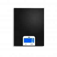 waga kuchenna, do 5 kg, 15 x 20 cm, czarna