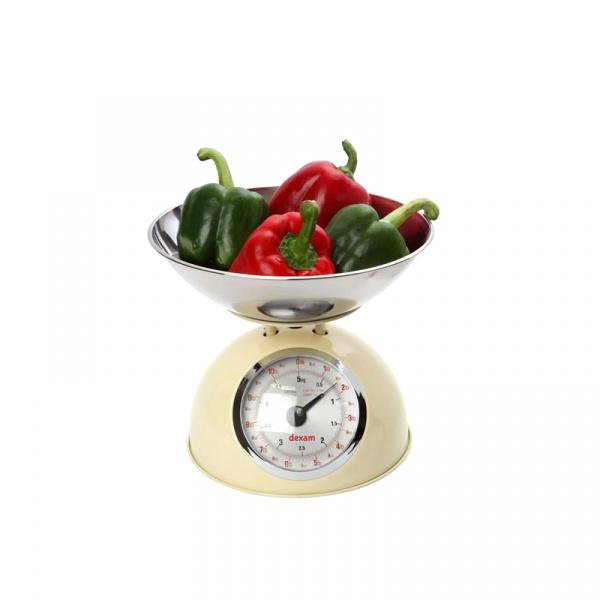Waga kuchenna z miską 2 l Swift kremowa DX-17848104