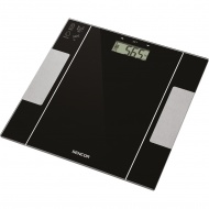 Waga łazienkowa 150kg Fitness Sencor czarna