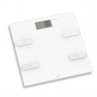 Waga z analizą masy ciała 30x30cm ADE biała