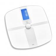 Waga z analizą masy ciała i Bluetooth 32x33cm ADE biała