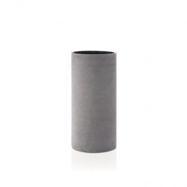 Wazon 29 cm Blomus Coluna ciemnoszary